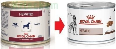 ROYAL CANIN Hepatic HF 16 12x200g konzerva