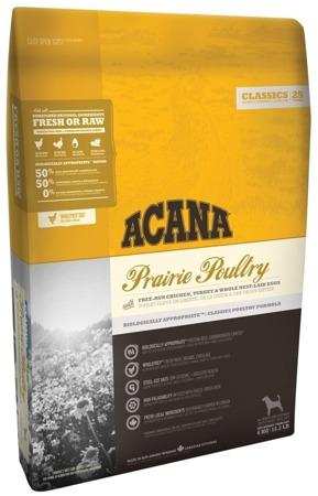 ACANA CLASSICS Prairie Poultry 17kg