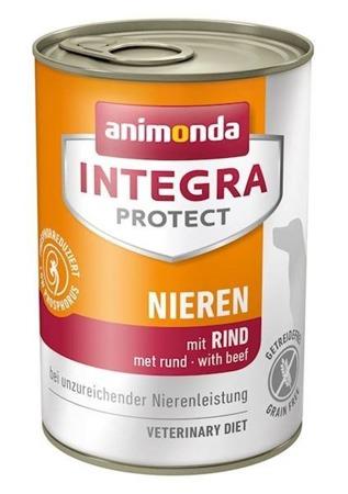 ANIMONDA Integra Protect Nieren Hovězí 400g pes