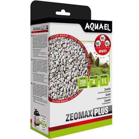 AQUAEL ZEOMAX PLUS - 1 L chemická náplň