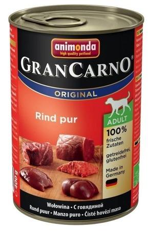 Animonda GranCarno Adult konzerva hovězí 400g