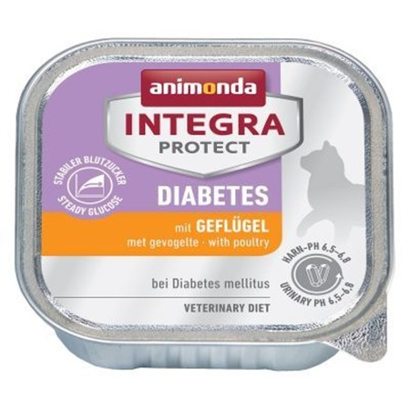 Animonda Integra Protect Diabetes pro dospělé s drůbeží 100 g