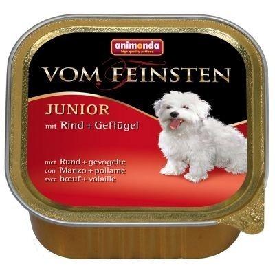 Animonda Vom Feinsten Junior hovězí & drúběží 150 g