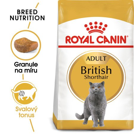 ROYAL CANIN British Shorthair 4kg