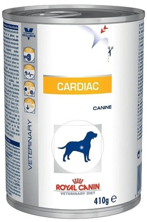 ROYAL CANIN Cardiac 410g konzerva
