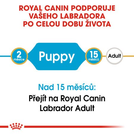 ROYAL CANIN Labrador Retriever Junior 3kg