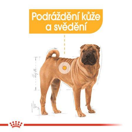 ROYAL CANIN Medium Dermacomfort 10kg