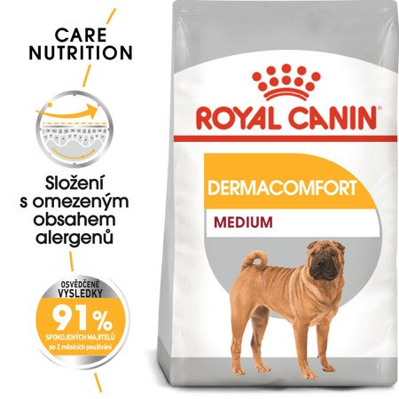 ROYAL CANIN Medium Dermacomfort 3kg