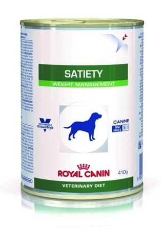 ROYAL CANIN Satiety Weight Management 410g konzerva