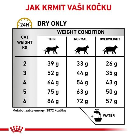 ROYAL CANIN Urinary S/O LP34 Feline 3.5kg