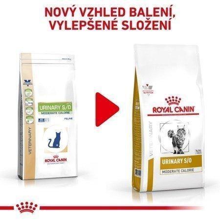 ROYAL CANIN Urinary S/O Moderate Calorie UMC 34 1,5kg