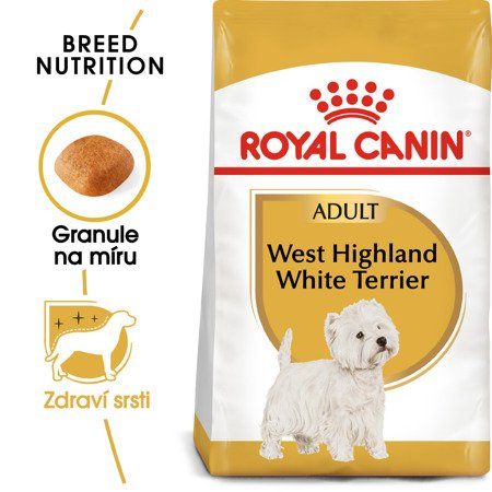 ROYAL CANIN West Highland White Terrier Adult 3kg
