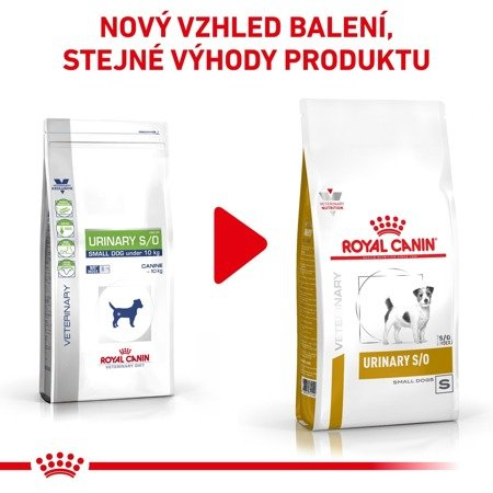 Royal Canin VD Dog Urinary S/O Small 8 kg