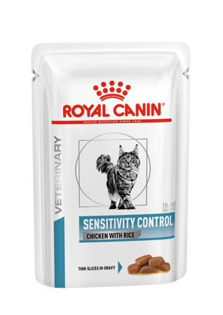 Royal Canin VD Feline Sensitivity Control Chicken 12 x 85 g