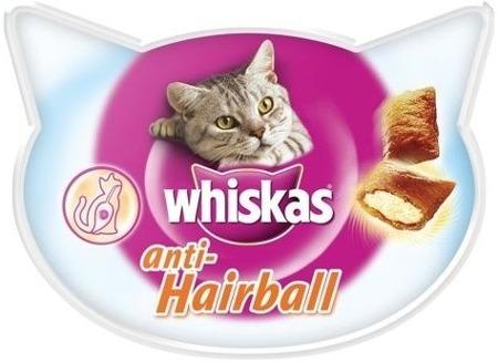 WHISKAS Anti-hairball 50g