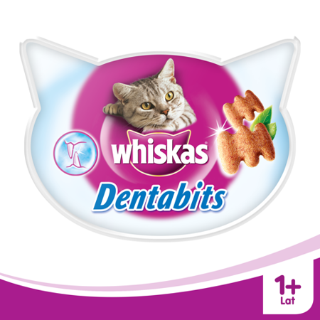 Whiskas Dentabits 40g