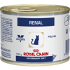 ROYAL CANIN Renal Feline 195g konzerva